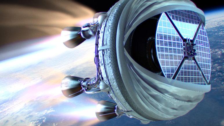 Diseño al servicio de un reto espacial