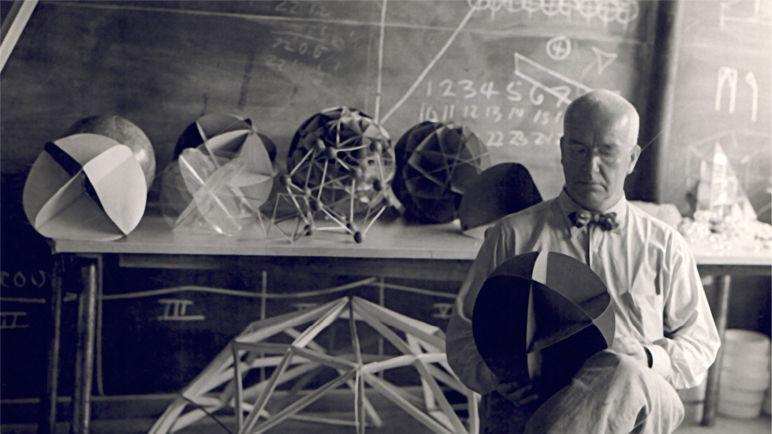 Una ofensiva transmedia para Buckminster Fuller